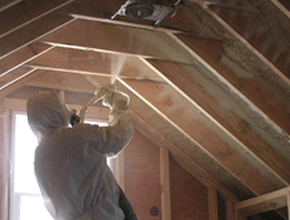 attic insulation installations for Connecticut